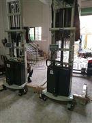 1500kg電動堆垛車電子秤-堆高叉車裝稱重儀