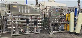 1000L出售二手一吨双级水处理设备