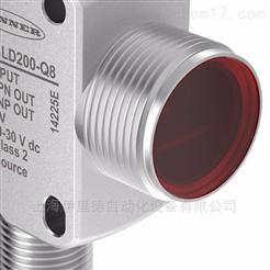 Q3X系列美国邦纳BANNER光电传感器系列