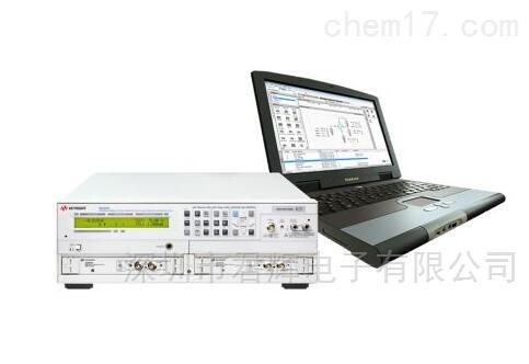 是德E5262A 2通道IV分析仪/电源监测单元