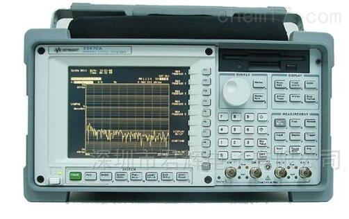是德35670A FFT动态信号分析仪