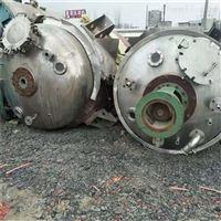 大量处理二手10吨不锈钢反应釜