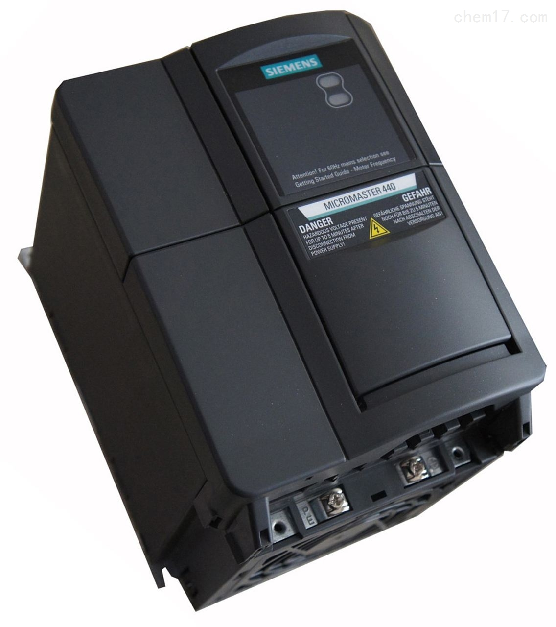 西门子MM440变频器报警F0022(当天修好)