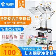 中医艾灸养生净化机排烟器