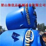 二手2吨3吨5吨6.3吨8吨10吨搪瓷反应釜