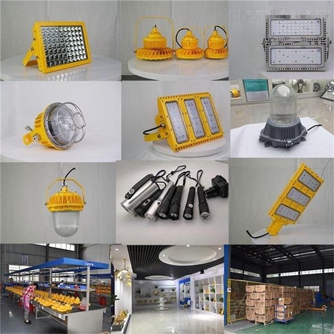 忻州洗煤厂防爆灯 LED防爆照明灯GB8051