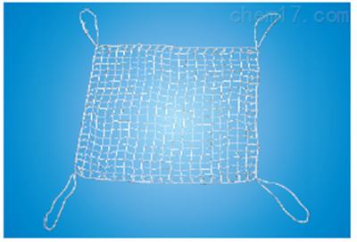 尼龙绞制绳吊网