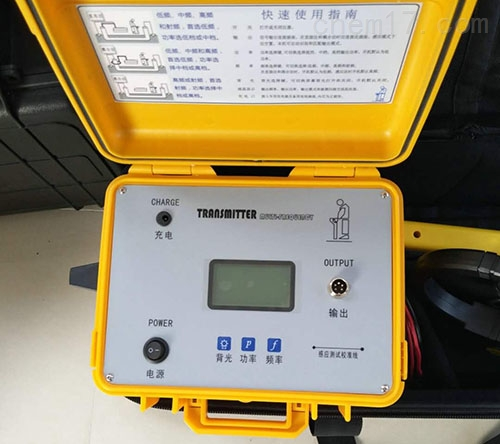 地下管线探测仪短路漏电测试