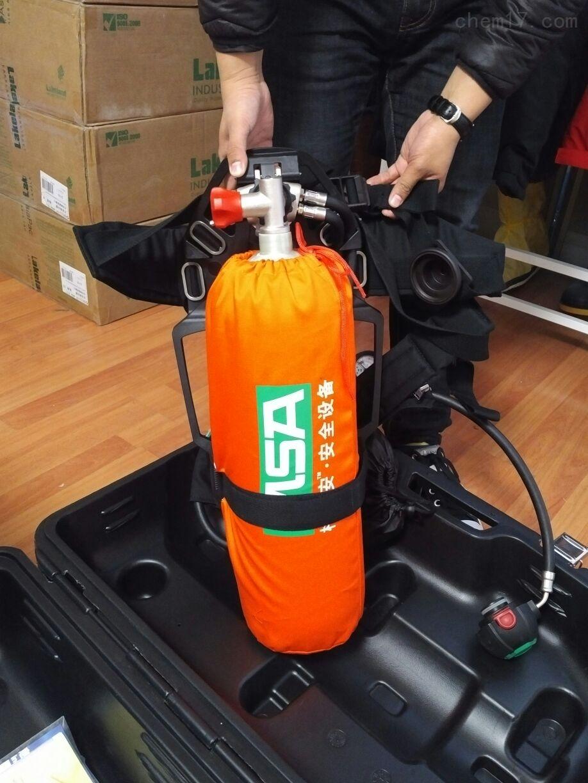 梅思安AX2100正壓空氣呼吸器選型