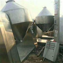 浅析二手双锥干燥机工作原理