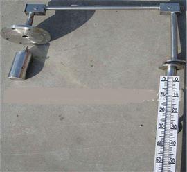 平衡傳動型側裝式磁性液位計 浮標液位計 內浮子液位計UHZ-517F60內浮子高粘度磁翻柱液位計