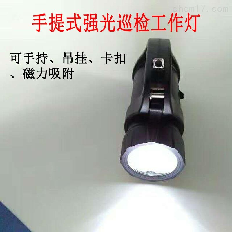 SD5510便捷式带电量显示手提充电灯