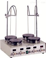 HD-T09-1S四工位数显恒温磁力搅拌器