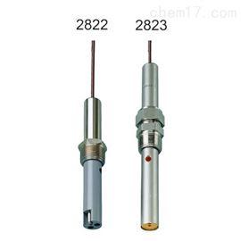 2822-2823美国G+F执行器电导率/电阻率电极