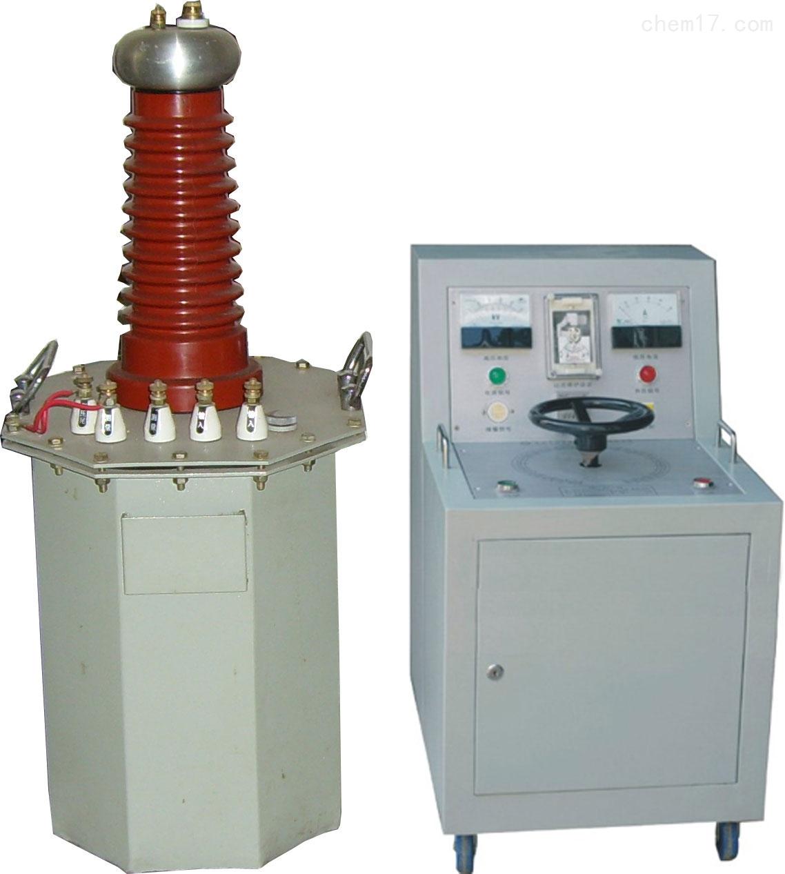 VYD-30KVA/100KV超轻型试验变压器