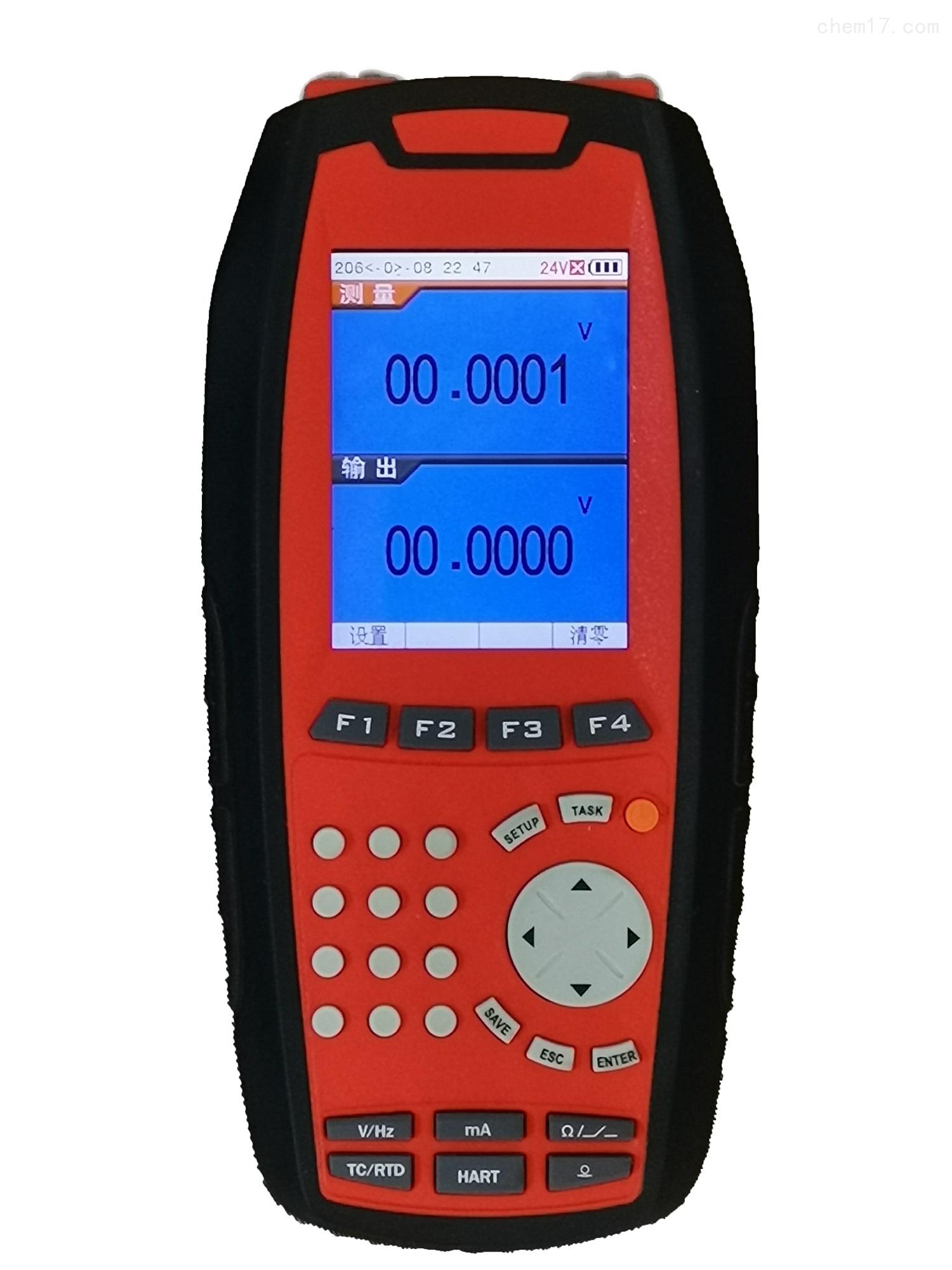 MC2-II多功能温度压力校验系统