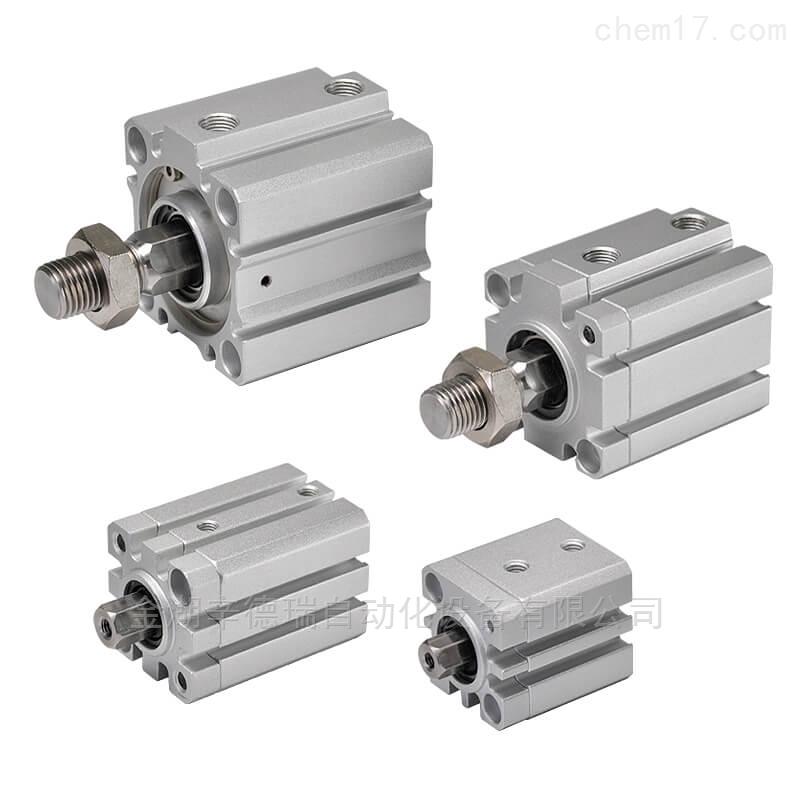 中国台湾金器Mindman紧凑型气缸原装正品
