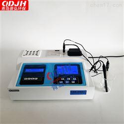 JH-TD403辽宁总氮检测仪多参数水质快速分析仪