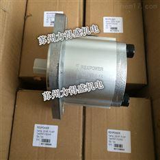 中国台湾REXPOWER齿轮泵-苏州经销处