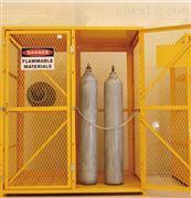 气瓶网状储存柜