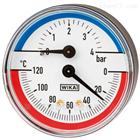 德國威卡wika溫度壓力計