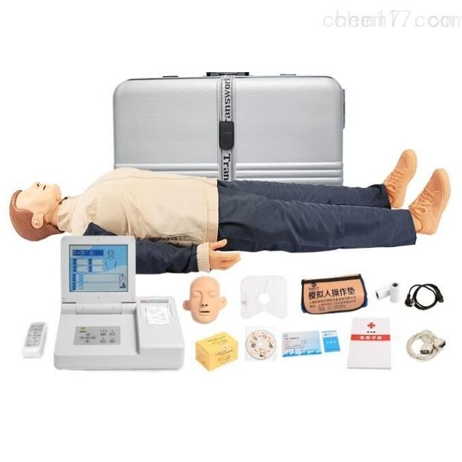 油田单位使用的心肺复苏急救模拟人