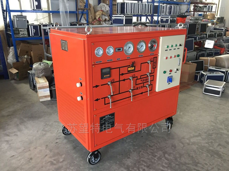 SF6气体回收装置-三级承修设备清单