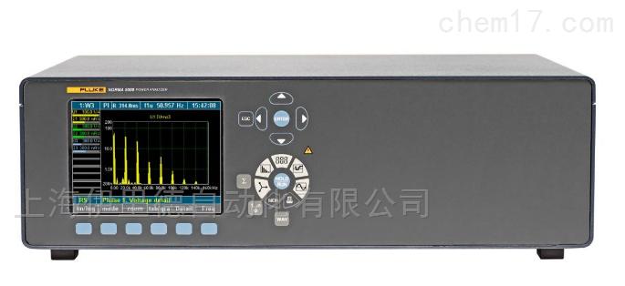 福禄克Fluke高精度功率分析仪