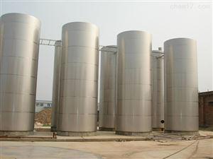 回收二手10000L10立方卧式不锈钢储罐哪里有