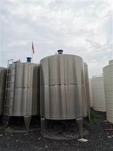 枣庄哪里有二手15立方不锈钢搅拌罐