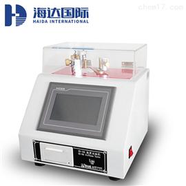 HD-A500触摸式挺度检测仪器