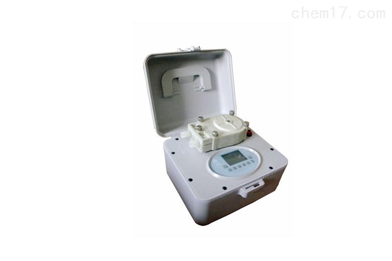 自动水质采样器便携充电式