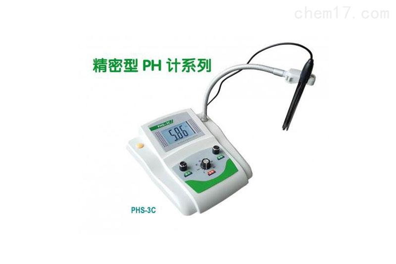 精密台式pH计