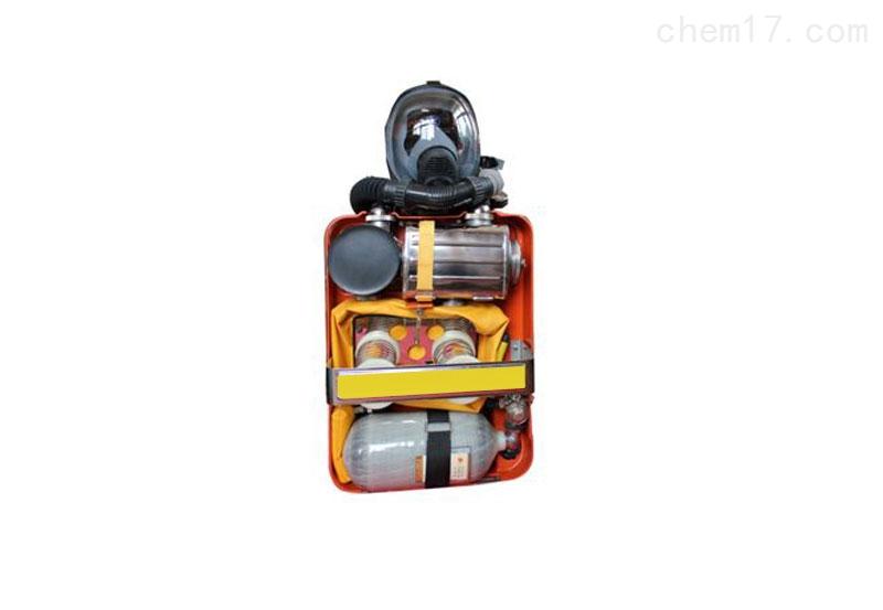 隔绝式正压氧气呼吸器