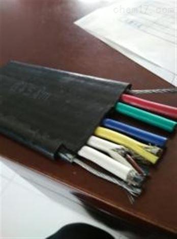 钢丝加强型扁平橡套电缆YBP-J