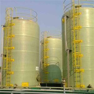高价回收二手50立方聚乙烯玻璃钢储罐哪里有