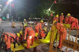 管道机械制螺旋缠绕法非开挖内衬修复施工