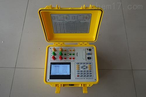 承装/修/试设备资质变压器容量特性测试仪