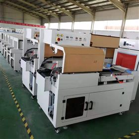 全自动高速枕式热收缩包装机