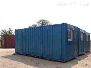 集装箱式流动试验室/养护室