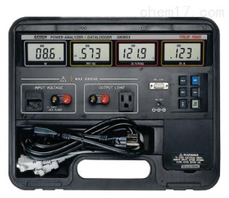 380803美国艾士科extech功率分析仪数据记录器