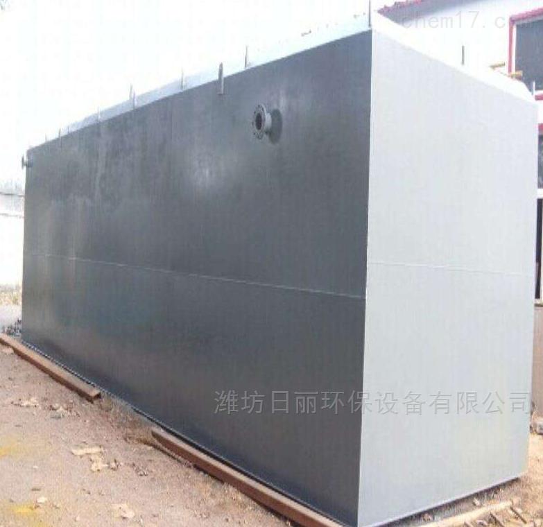 河南饮料深加工污水处理设备优质厂家