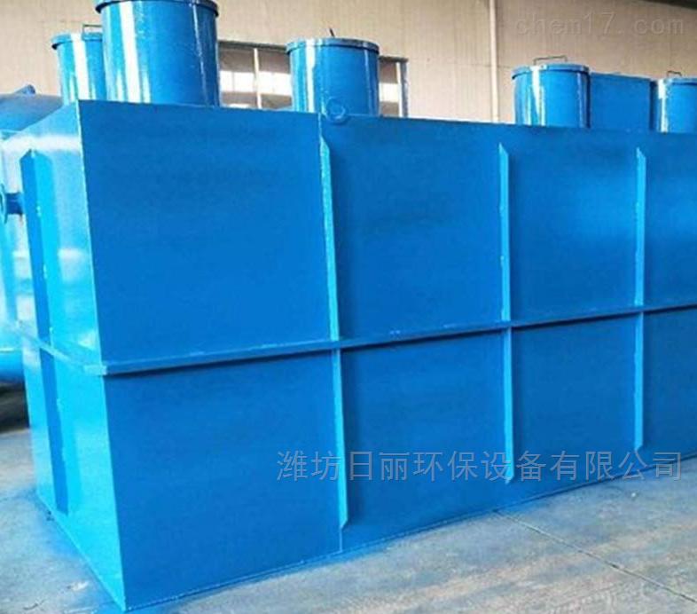 江苏南京一体化污水处理设备厂家