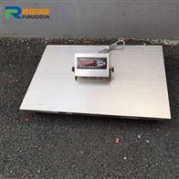 SCS-2T工业地磅,2吨不锈钢防水秤价格