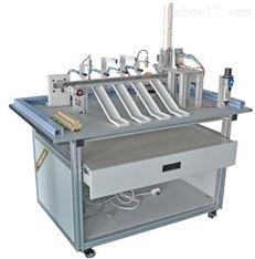 小型环形生产线检测控制实训装置