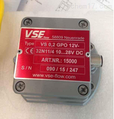 德国VSE齿轮流量计VS2GPO12V31N11现货