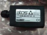 ATOS放大器E-BM-AC-011F报价快性能优良