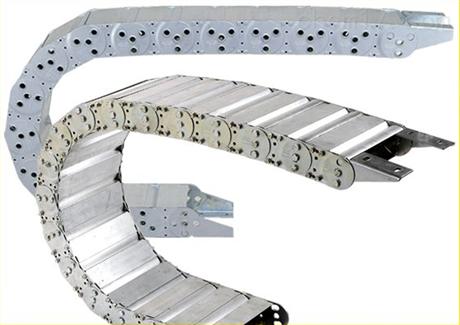 TL180II钢制电缆拖链 耐高温拖链