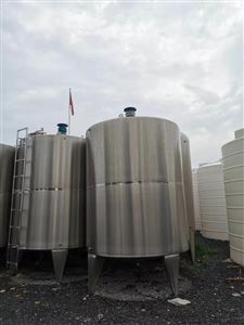 回收二手不锈钢搅拌罐1000L晋中现货转让