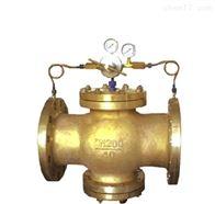 YK43F黄铜氧气减压阀